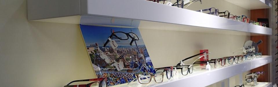 Duży wybór opraw okularowych